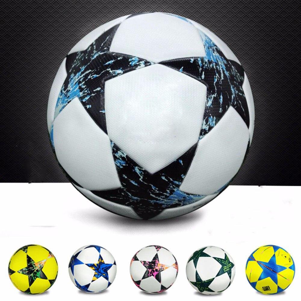 2019 nuevo Premier PU pelota de fútbol de tamaño oficial 5 fútbol Liga al aire libre encuentro bolas de entrenamiento regalos futbol voetbal de fútbol