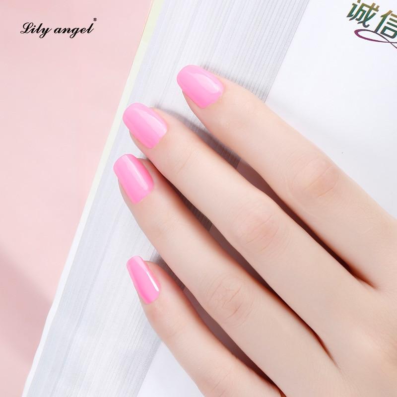Lily angel 9 ml 38 Zoete Kleuren Glitter Nail Gelpolish UV LED Gel - Nagel kunst - Foto 3