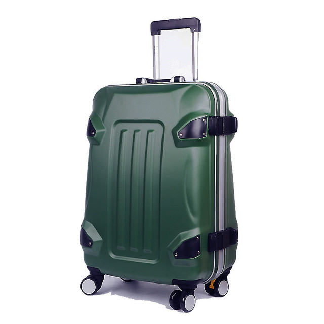 MANJIANGHONG PC suitcase luggage Wheel with brake/travel house luggage/traveling luggage with wheel/100% good evaluation