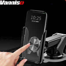Vanniso Gravity Car Phone Holder Stand For iPhone Windshield Air Mount Holders X 7 Samsung  in
