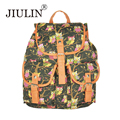 Explosion models of Europe and the United States wind owl pattern casual fashion lady shoulders Canvas Backpack Bag