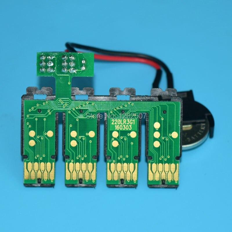 все цены на Europe T29XL T2991-T2994 Ciss ARC Chip For Ep son xp-247 xp-445 xp-442 xp-345 xp-342 XP 245 XP 235 XP 435 XP435 XP432 Printers онлайн