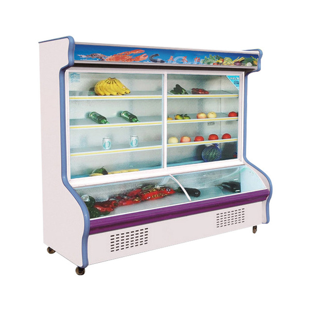 Lecon carte cabinet freezer refrigerated display cabinets spicy fruits and vegetables refrigerated display cabinet LC-  sc 1 st  AliExpress.com & Lecon carte cabinet freezer refrigerated display cabinets spicy ...