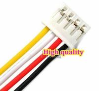 1000 шт. рН 2,0 4PIN 24AWG 100 мм кабель Бесплатная доставка по Почта Китая
