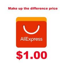 Maquiagem a diferença de 1 dólar