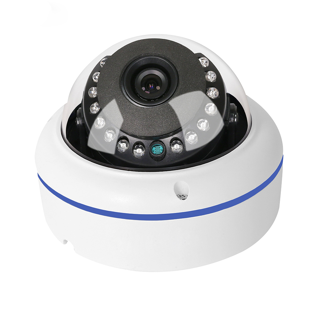 AHD Camera 1080P Vandalproof Dome Indoor 180 360 Degree Home Security Infrared Surveillance 2MP 4MP AHD CCTV Camera OSD Cable