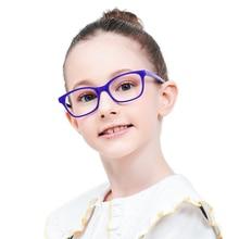 Children Eyeglasses Purple Kids Glasses Acetate Eyewear Frames Fashion Spectacle Frame Child Optical For Kid