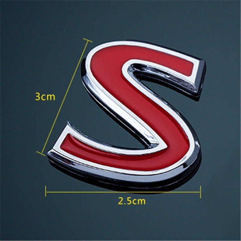 For Infiniti Q50 S Logo Q50S IPL 3.7 CAR STICKER Upgarde