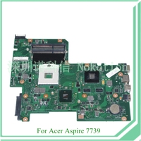 NOKOTION NB.M1R11.001 NBM1R11001 AIC70 for acer aspire 7739 laptop motherboard nvidia N13M GE5 B A1 graphics HM55
