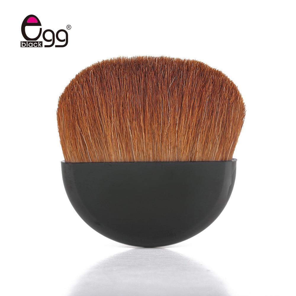 10PCS Powder Brush Makeup Brushes Blush Foundation Round Make Up Mini Portable Cosmetics Flat