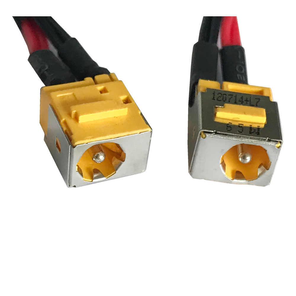 1 יחידות החדש DC Power ג 'ק Socket יציאת כבל עבור Acer Aspire 5315 5230 e 7220 7320 7520 7720 5715 5710 5710Z 5715Z 5735