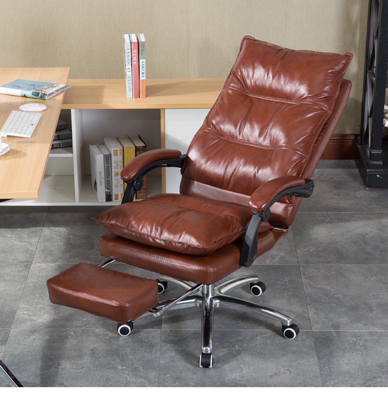 Ergonomic Computer Chair Home Office Chair Electric Chair Leather Chair Can Lie In The Boss Chair Lift Chair.