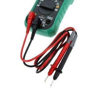 Image 5 - דיגיטלי מודד MASTECH MS8239C AC DC מתח הנוכחי קיבוליות תדר טמפרטורת Tester אוטומטי טווח Multimetro 3 3/4