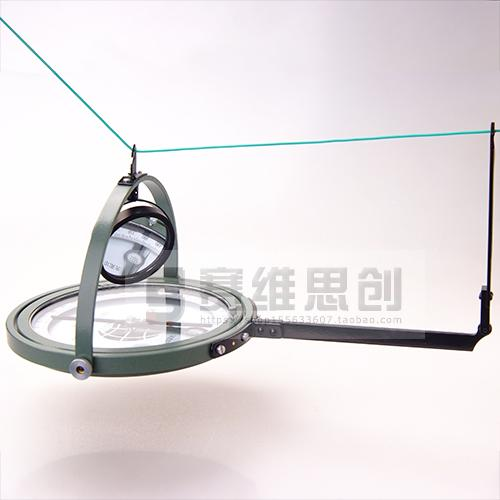 Suspension Mining Angle Measuring Compass DQL100-G2 Leveling Instrument Survey Optical Equipment Theodolites