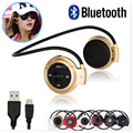 Mini 503 Bluetooth Headphones Wireless Handsfree Earphone Sport Music Neckband Stereo Headset With Micro SD Card Slot Mp3 Player