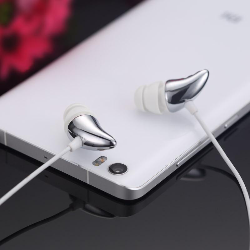 Ipsdi E10 kõrvaklappide kõrva kõrvaklapid mikrofoniga - Kaasaskantav audio ja video - Foto 5