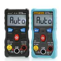 -S1 tester Multimetro Digitale Autoranging Vero Automotriz Mmultimetro Con intelligente NCV DATI LCD Retroilluminazione +