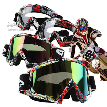 Nuoxintr Oculos Motorcycle Goggles Glasses Cycling MX off road Masque Helmets Goggles Ski Sport Gafas For