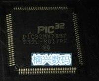 10pcs PIC32MX795F512L-80I/PF PIC32MX795F TQFP100 New