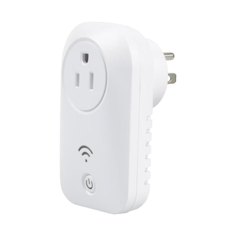 WiFi Smart Socket Smart Alexa App Remote Control Work with Amazon Plug Google Home Supported IFTTT Multi-player Control