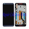 Blue Full LCD DIsplay + Touch Screen Digitizer + Frame Cover Assembly For HTC desire 626 626G 626W Free shipping