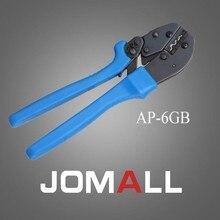 Купить с кэшбэком AP-6GB crimping tool crimping plier 2 multi tool tools hands New Generation Of Energy Saving Crimping Plier high quality