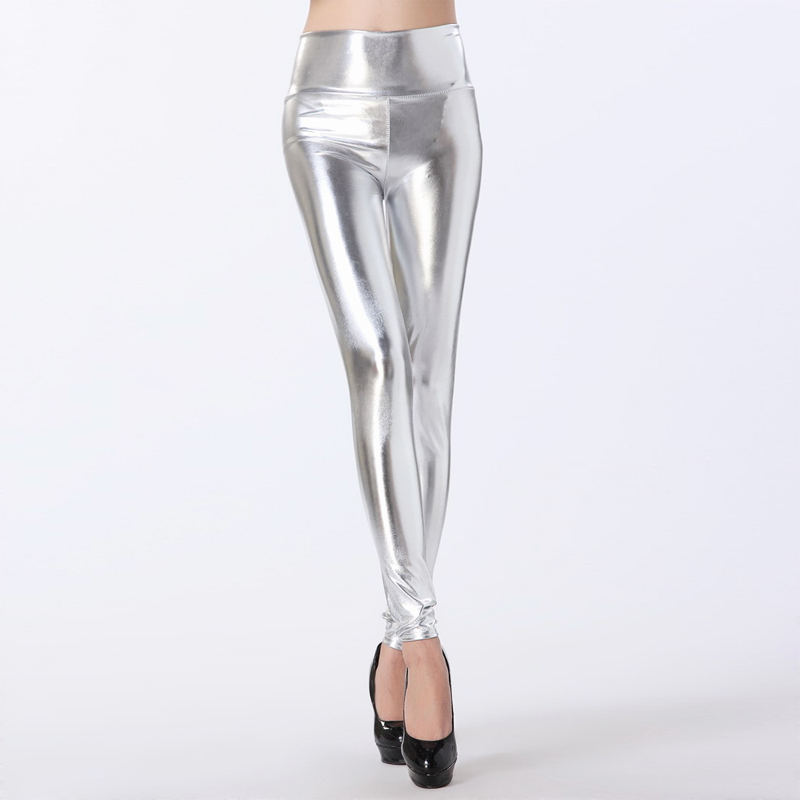 Apologise, but, silver latex leggings for