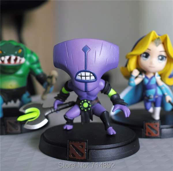 dota 2 faceless void toy dota2 heroes fv pvc q version figure 4