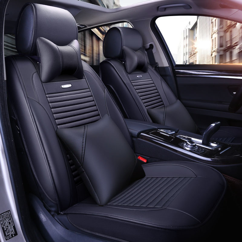 car seat cover Full set car seat covers for Subaru Impreza XV WRX STI 2015 2014 2013 201 ...