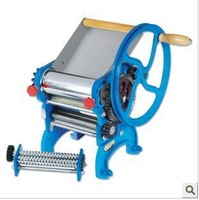 bearing hand double knife dough rolling machine pressing machine home pasta machine dumpling skin