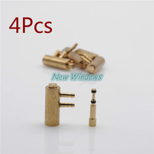 4PCS Dental Holder Valve Normal Open Handpiece Hanger Chair Accessories