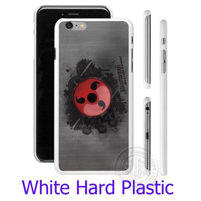Sharingan Naruto Black Phone Case for iPhone