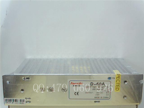 [ZOB] Heng Wei switching power supply D-60A --3PCS/LOT [zob] heng wei switching power supply t 50d 3pcs lot