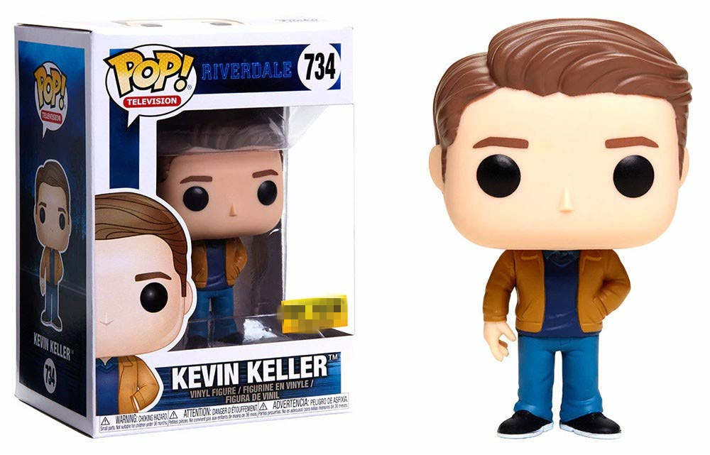 Funko Model-Toy Action-Figure Vinyl Exclusive Riverdale-Kevin Collectible with Original-Box