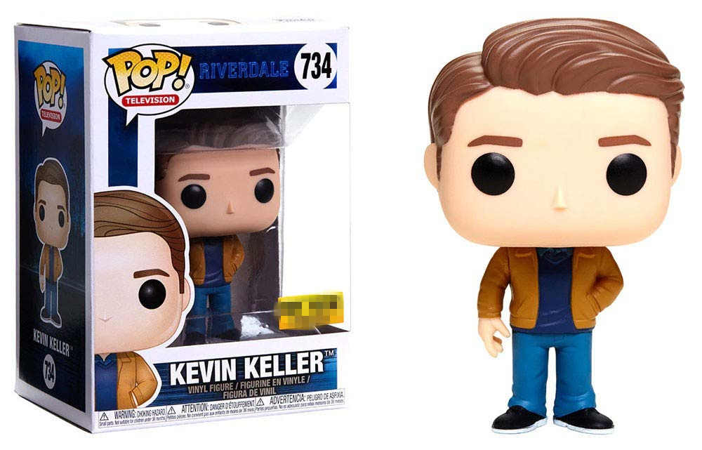 Exclusive Official Funko pop Riverdale - Kevin Keller Vinyl Action Figure Collectible Model Toy with Original Box