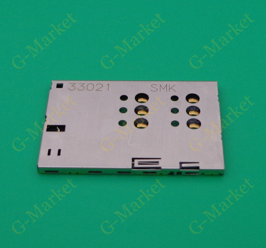 SIM Card Reader Slot Holder Connector For Huawei Honor P1 T9200 U9200E E5776 E5776S For <font><b>Sony</b></font> Ericsson Xperia ST25i X5 <font><b>ST25</b></font> image