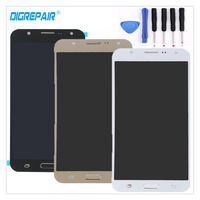 5 5 Black White Gold For Samsung Galaxy J7 SM J700M J700H J710F J700DS LCD Touch
