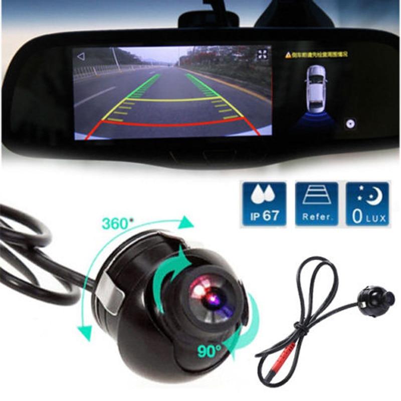 Waterproof Car Rear Front Side View Camera 360 Degree Reversing Backup Camera Night Vision Camera Rear View Parking