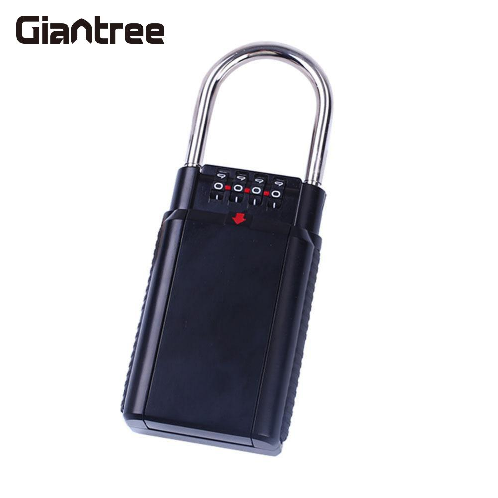 Giantree Security 4-Digit Combination Password Lock Realtor Keys Guard Lockbox Lock Box