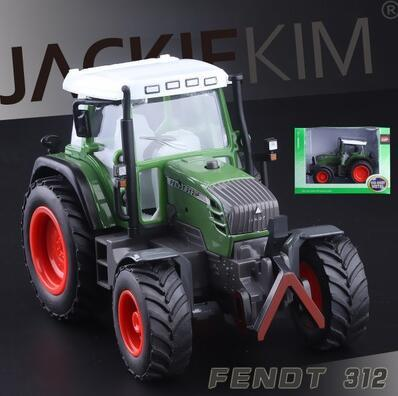 FENDT 312 MZ 23045 1:32 Car Toy truck Alloy model Farm Tractor Germany gift hot sale High Simulation Exquisite Collection