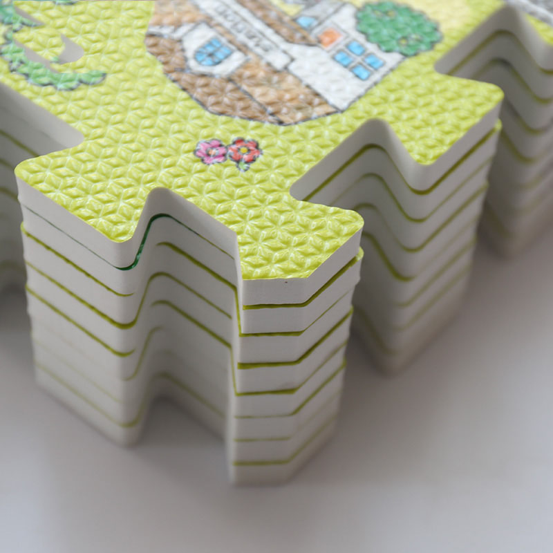2017-New-9pcs-Baby-EVA-foam-puzzle-play-floor-matEducation-and-interlocking-tiles-and-traffic-route-ground-pad-no-edge-5