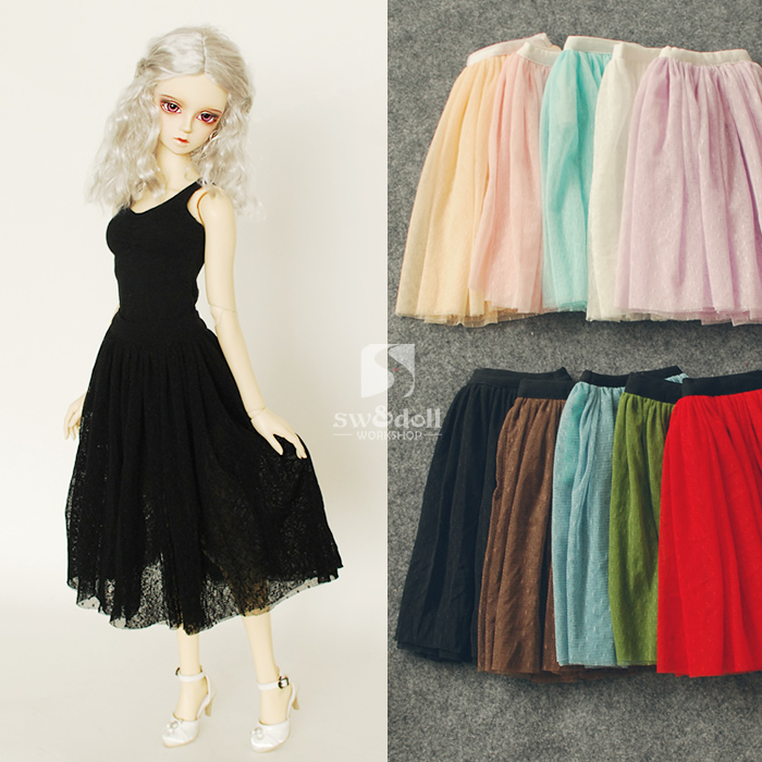 1/3 1/4 scale BJD accessories Skirt doll clothes for BJD/SD EID.Not included doll,shoes,wig and other accessories 16C0671