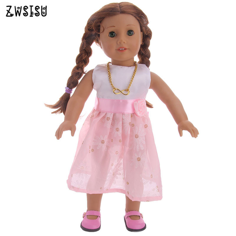 """FOR 18/"""" AMERICAN GIRL DOLL NECKLACE JEWELRY CLOTHES OTHER DOLLS"""