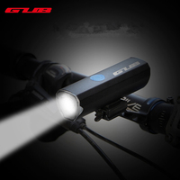 GUB Bicycle Lights Front Light LED 5W 300 Lumens Lamp Torch USB Rechargeable Flashlight MTB Road