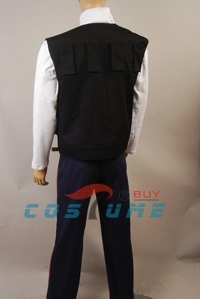 Vest Pants Han Solo Hope Cosplay Costume LARP Shirt Star Wars Cosplay