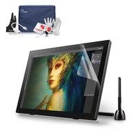 Parblo Coast22 21,5 USB Art Design рисунок Графика планшета, с ЖК монитором 2048 уровней + Батарея Бесплатная ручка + Экран протектор + перчатки