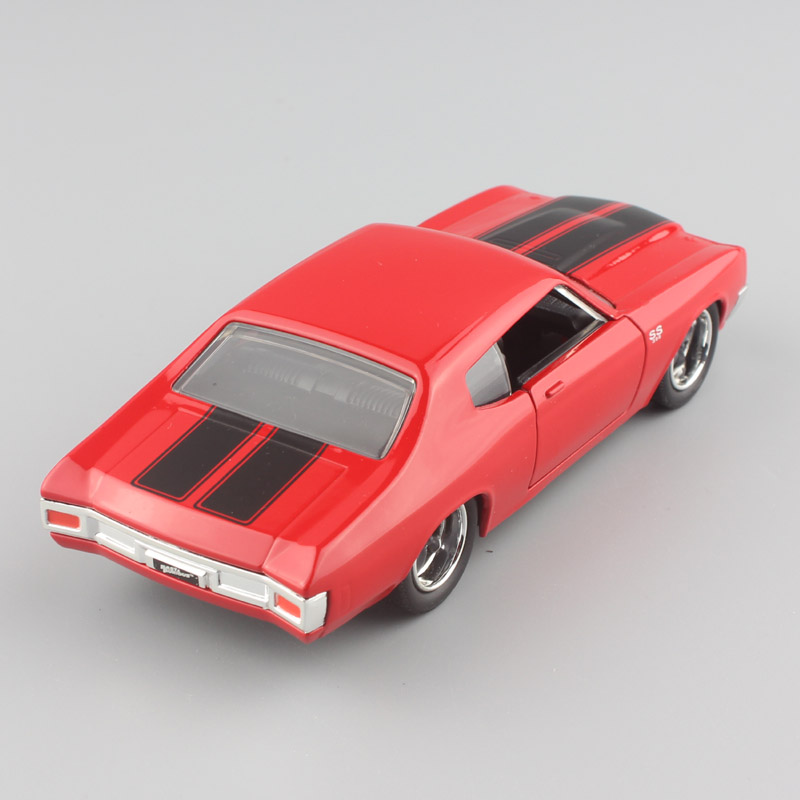 Jada 1/32 Scale FAST & FURIOUS Dom\'s CHEVY CHEVELLE SS 1770 metal ...