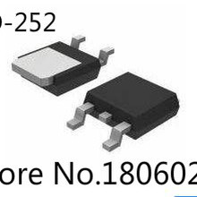 10Pcs//lot AOD504 TO-252 N Mosfet 46A 25V