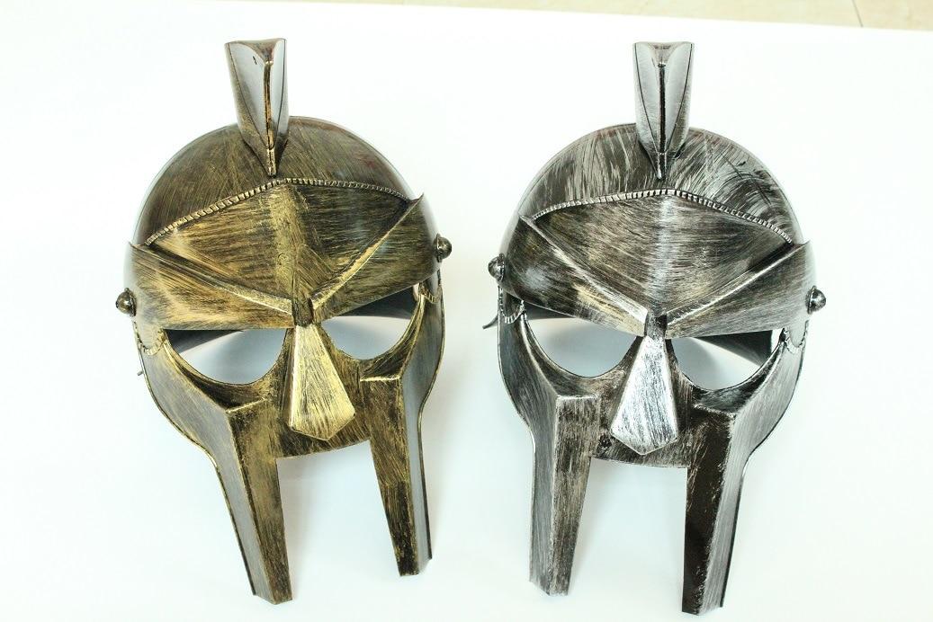 Party Supplies Ancient Rome Samurai Helmet Photography Prop Rome War God Helmet Warrior Helmet Helmet
