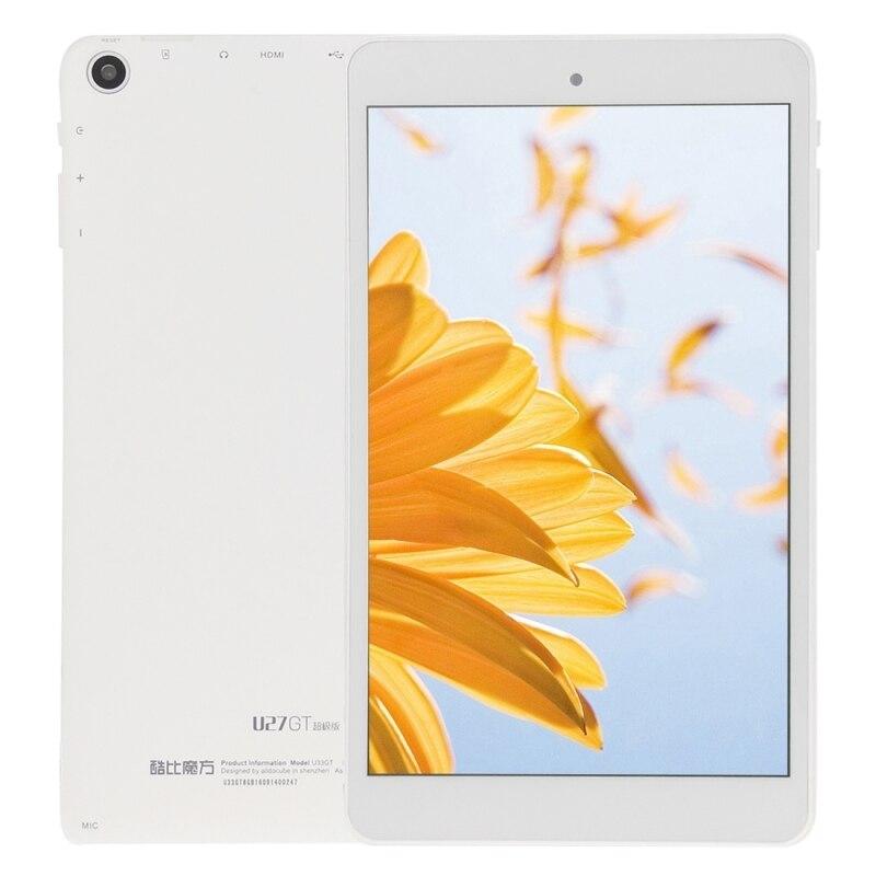 D'origine Cube U27GT Super 8.0 pouces comprimés MT8163 A53 64-Peu Quad-core 1 GB + 8 GB android 5.1 Tablet PC, GPS OTG Wifi